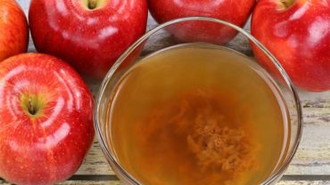 mother apple cider vinegar