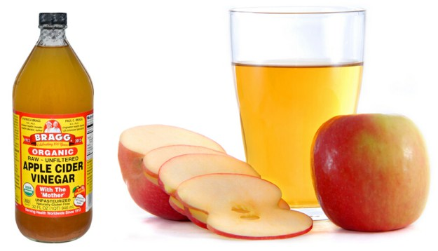 Apple Cider Vinegar Jock Itch