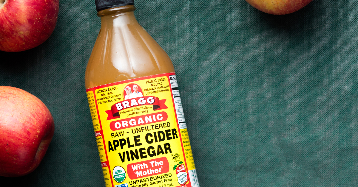 what are the benefits of drinking apple cider vinegar