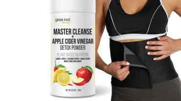 apple cider vinegar master cleanse