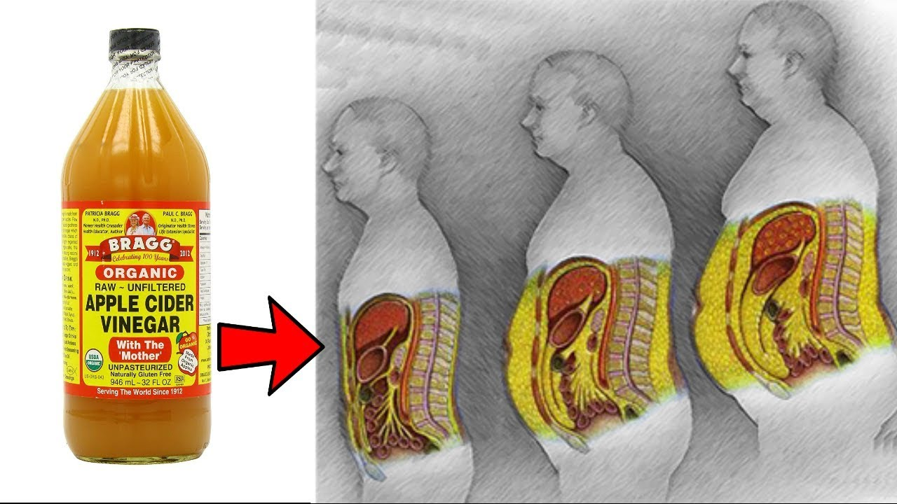 Drink apple cider vinegar effect