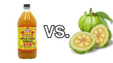 Garcinia Cambogia and Apple Cider Vinegar