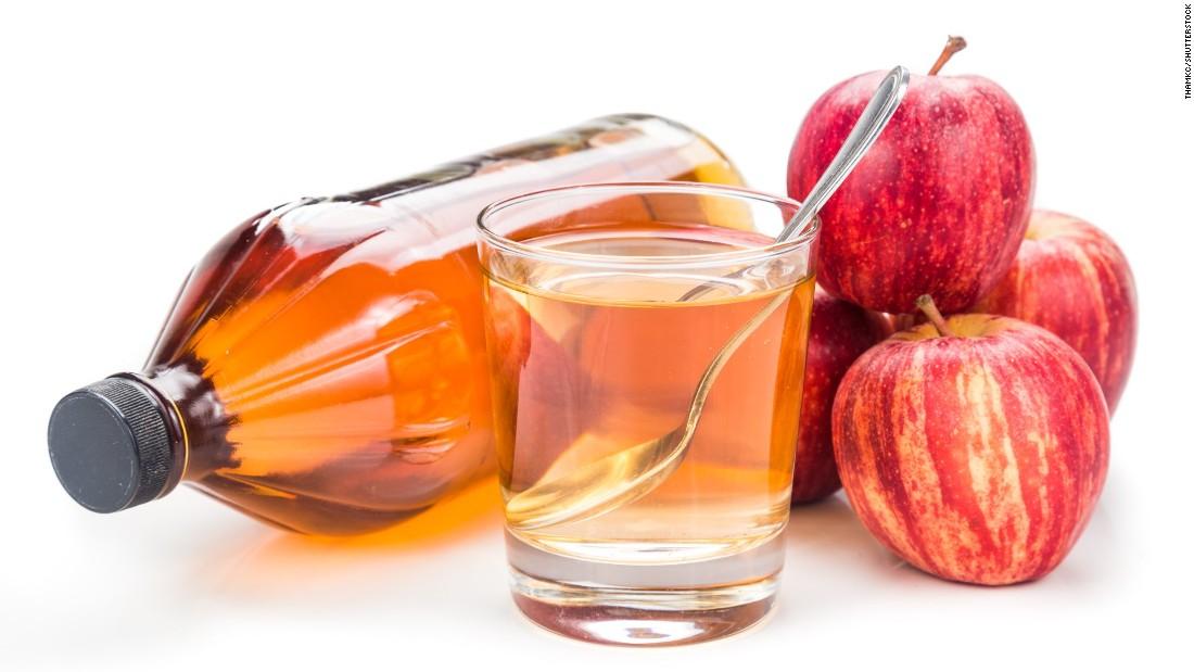 apple cider vinegar and baking soda for hair