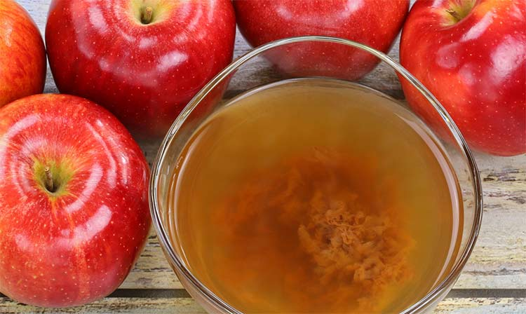mother apple cider vinegar
