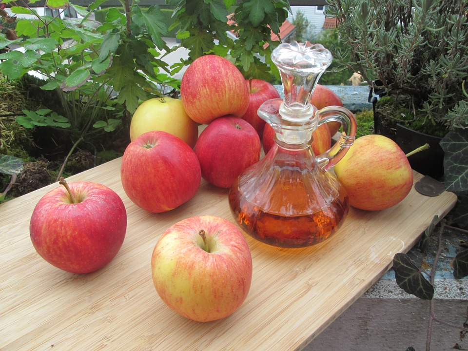 Weight loss with Apple cider vinegar
